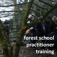 Forest School Training for Practitioners