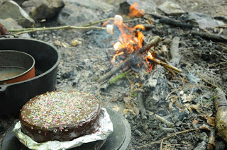 How to Bake in the Woods 6