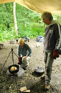 How to Bake in the Woods 9