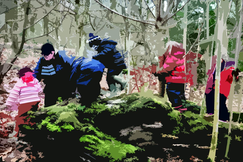 Bradford West Forest Schools Reflections and Evaluation