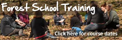 Forest School Training Course Dates