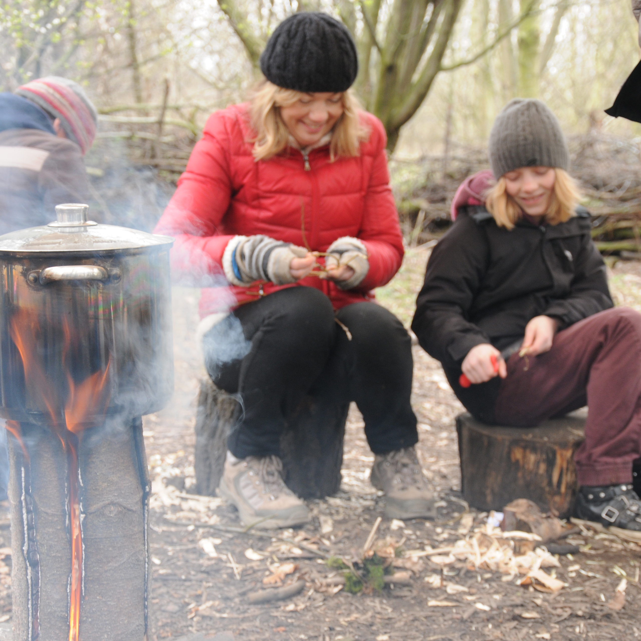 Play in the Outdoors— facilitating and observing play in the outdoors @ Bulcliffe Woods | Bretton | England | United Kingdom