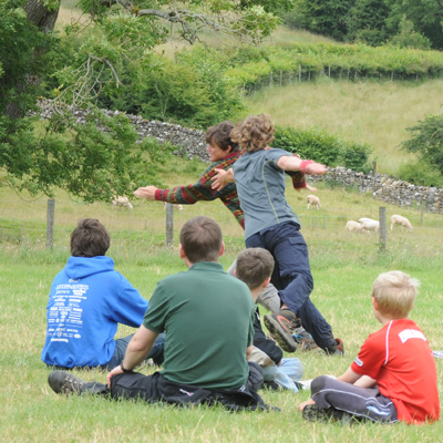 Summer Weeks Holiday Scheme with EdenVentures @ Smardale and Ousby Cumbria